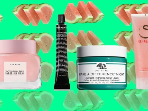 Watermelon is the must-have ingredient in your beauty essentials
