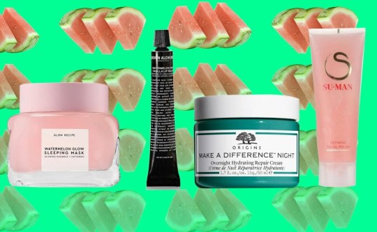 Watermelon is the beauty ingredient we need