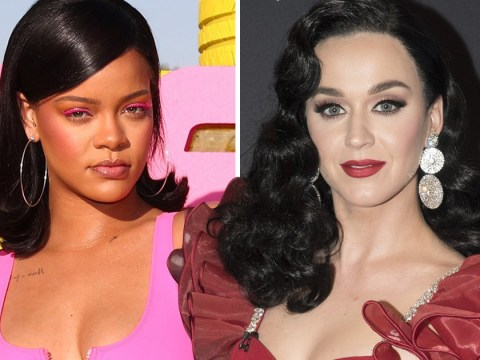 Katy Perry reignites feud with Rihanna after making nice with Taylor Swift