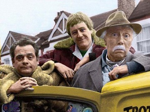 Nicholas Lyndhurst can't compete with Only Fools and Horses humour – so has given up trying