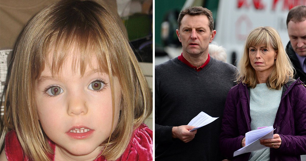 Madeleine McCann's parents place presents on bed to mark 15th birthday