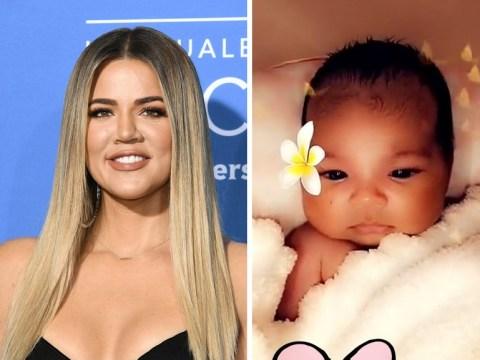 Khloe Kardashian slams troll who claims baby True 'proves OJ Simpson is her dad'