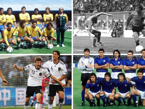 From Cruyff's Netherlands to Zico's Brazil: The greatest sides that never won the World Cup