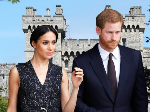 Royal wedding weather forecast says sun will shine on Meghan Markle and Prince Harry