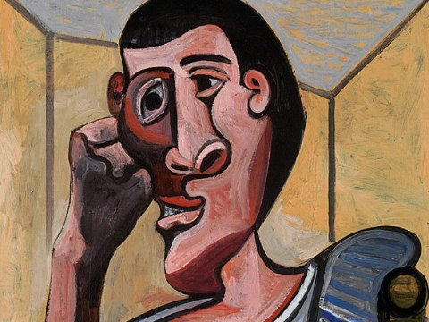 Picasso painting worth $70,000,000 damaged moments before going on sale