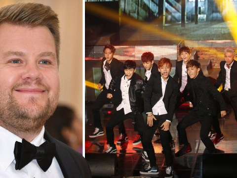 James Corden hints that BTS performed on The Late Late Show and the ARMY are freaking out