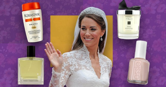 kate middleton s wedding hair make up perfume and more copy her style metro news kate middleton s wedding hair make up