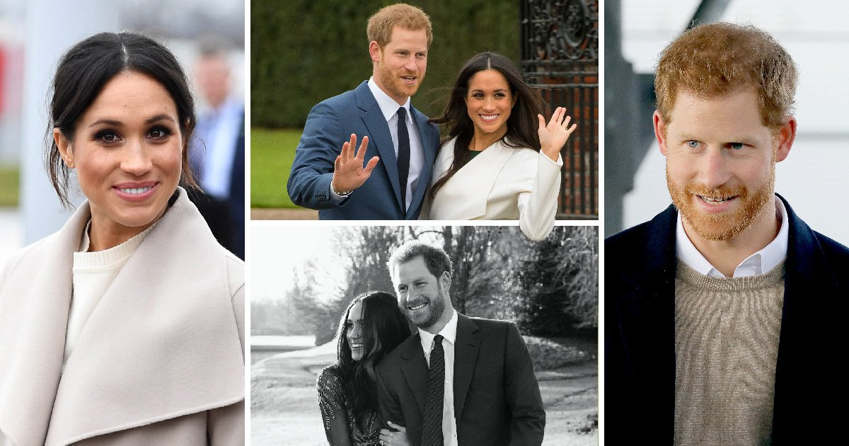 Prince Harry and Meghan Markle ready to say 'I do' as world watches royal wedding