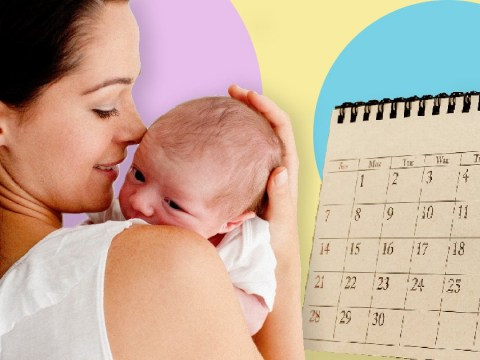 Should you make an appointment with parents to see their newborn baby?