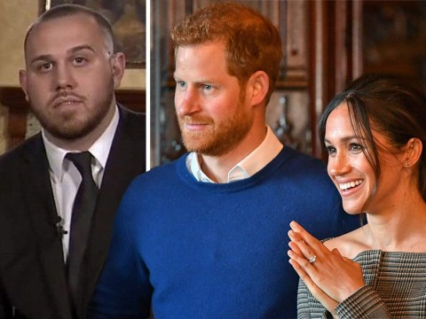 Meghan Markle's extended family land in London without wedding invitations