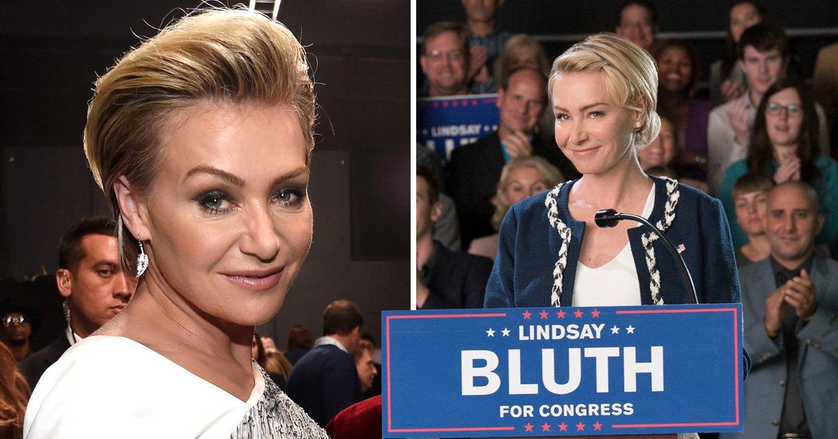 Portia de Rossi quits acting ahead of Arrested Development season five