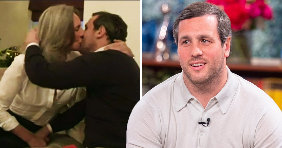 Paul Knightley brushes off his infamous kiss with mum Gaynor on Sam Faiers The Mummy Diaries