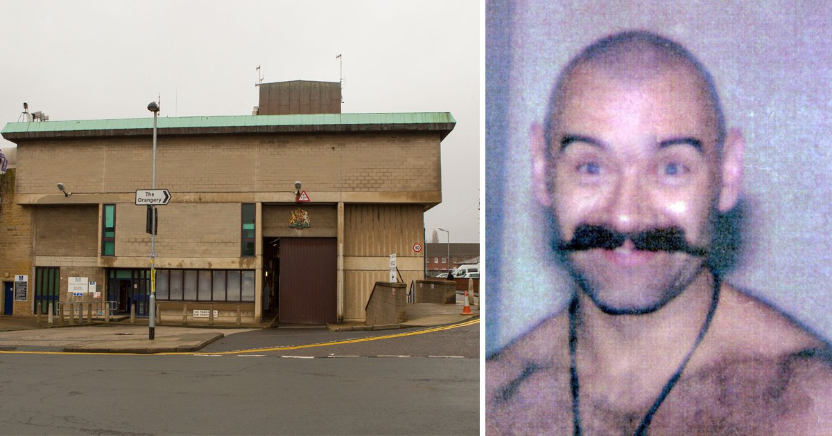 Charles Bronson won't go on video link because he 'likes the smell of the court room'