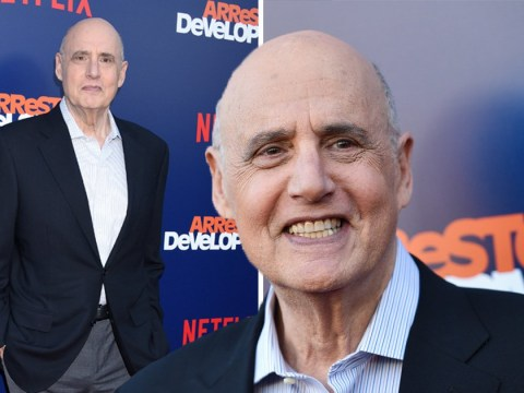 Shamed Jeffrey Tambor attends Arrested Development premiere despite sexual harassment claims
