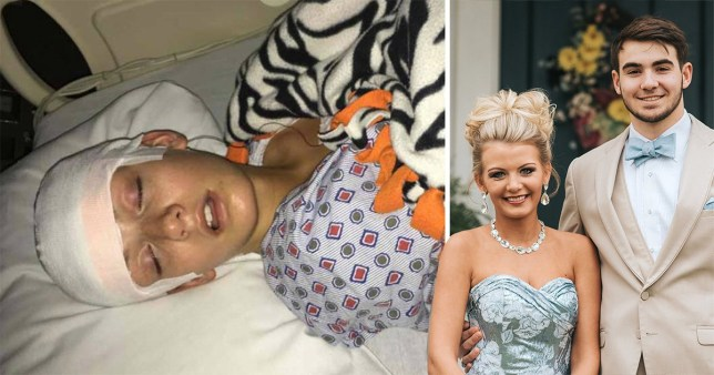Real life Sleeping Beauty: Teenager with rare condition