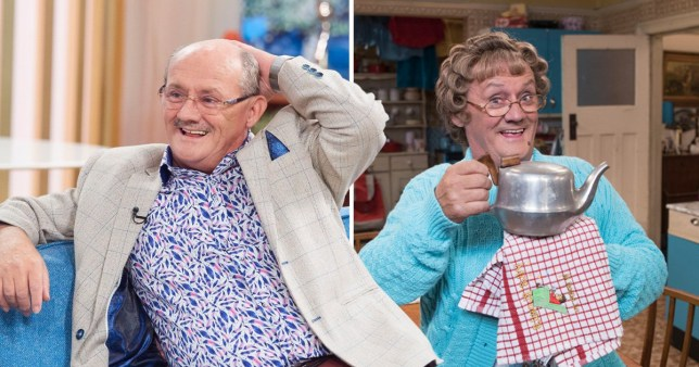 Brendan O'Carroll will kill off Mrs Brown when she's not wanted anymore