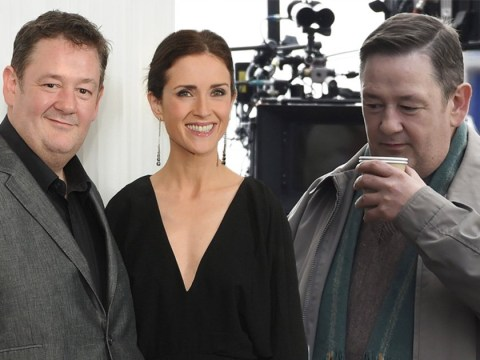 Johnny Vegas spotted filming Still Open All Hours after confirming split from wife of 7 years