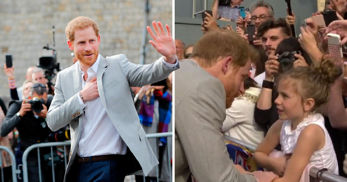 Prince Harry shows no sign of royal wedding jitters on last night of freedom
