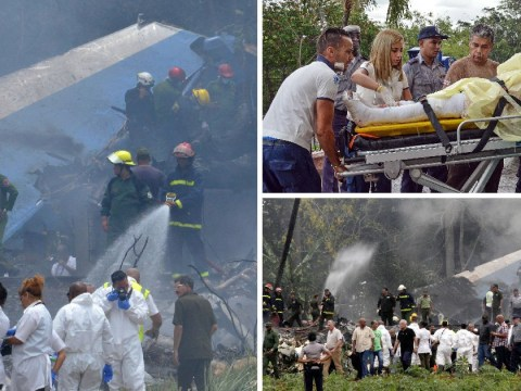 'Three survivors' after plane with 104 passengers crashed in Havana, Cuba