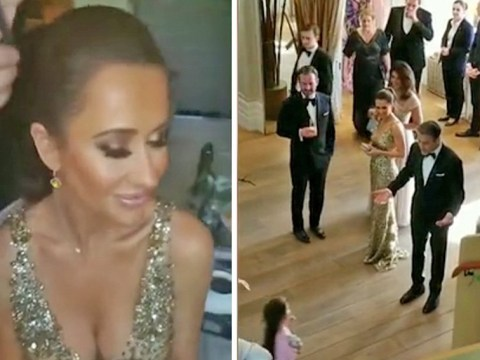 Video looks inside Meghan and Harry's Frogmore House reception