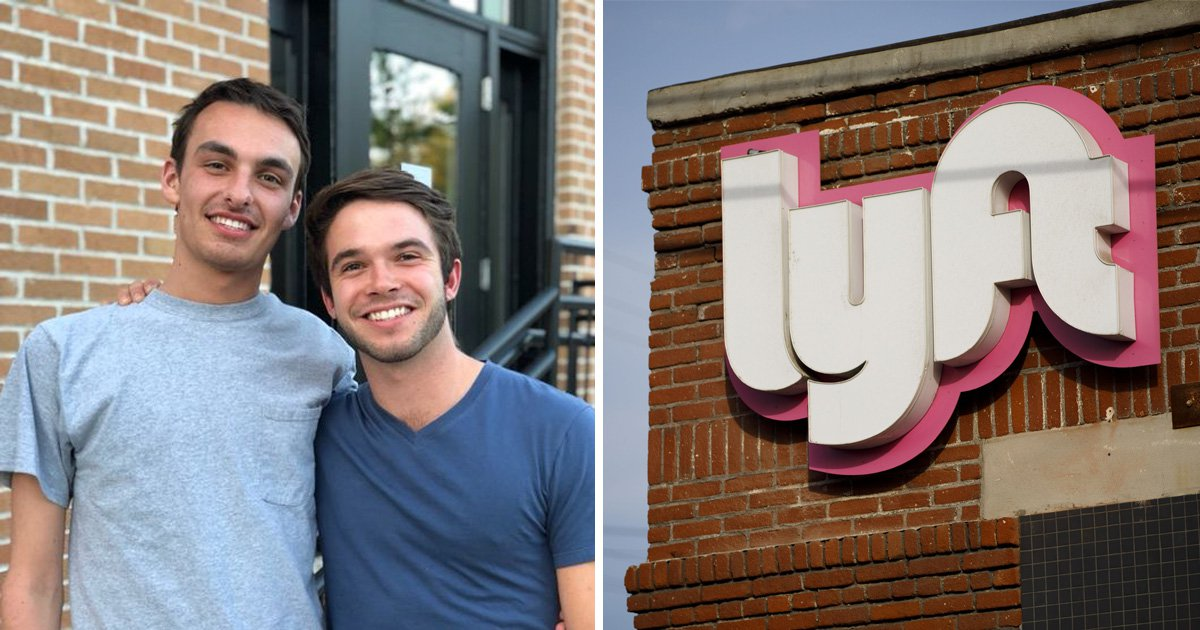 Gay couple kicked out of Lyft car because they kissed