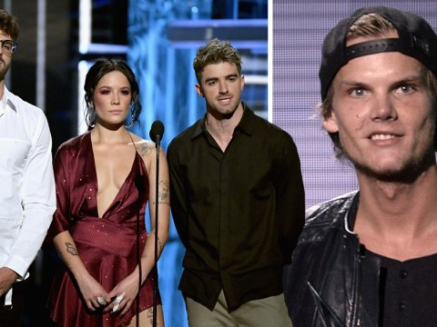 Billboard Music Awards pay emotional tribute to Avicii as Halsey and The Chainsmokers remember their friend