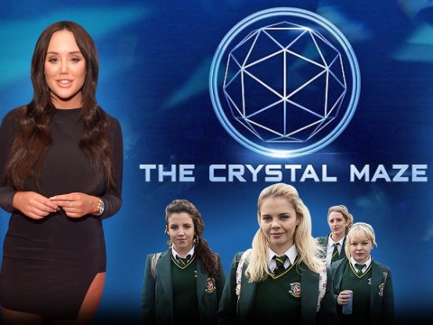 Charlotte Crosby, Katie Price and Derry Girls set to take on the Crystal Maze in celebrity specials