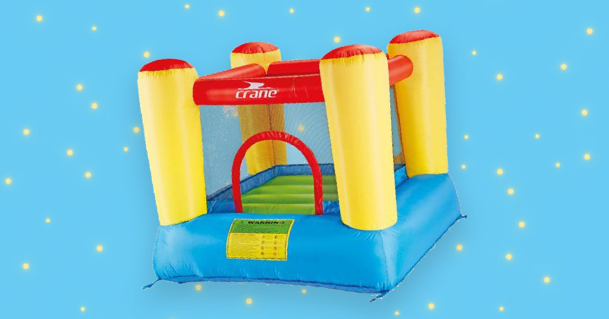Aldi is selling a bouncy castle for £69.99