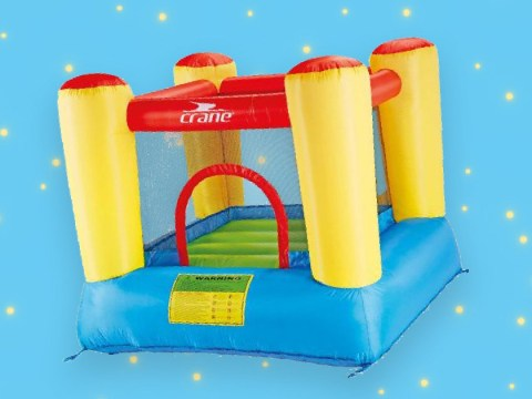 Aldi is selling a bouncy castle for £69.99