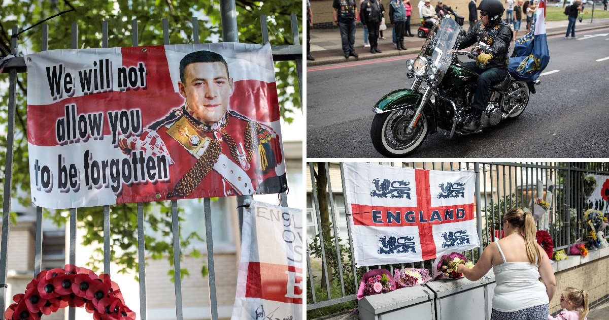 Lee Rigby's family pay tribute to victims of Manchester bomb on joint anniversary