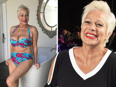 Denise Welch promises to keep posting bikini selfies at 90: 'I don't think I look bad for an old bird'