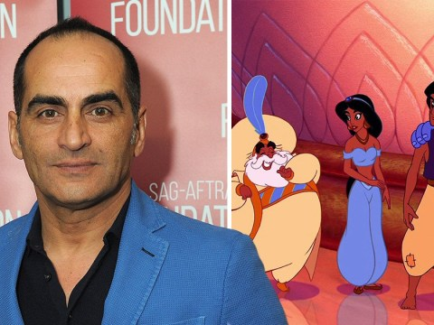 Aladdin star Navid Negahban teases remake will have Guy Ritchie's 'signature' style and more depth