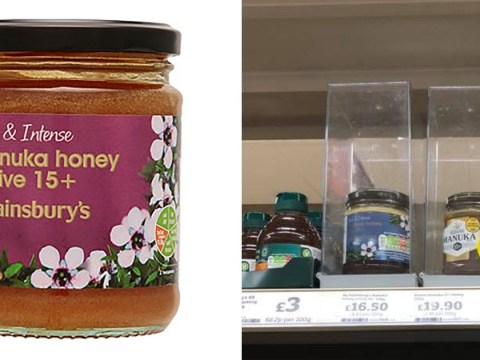 Sainsbury's forced to put security tags on jars of honey because people keep stealing them