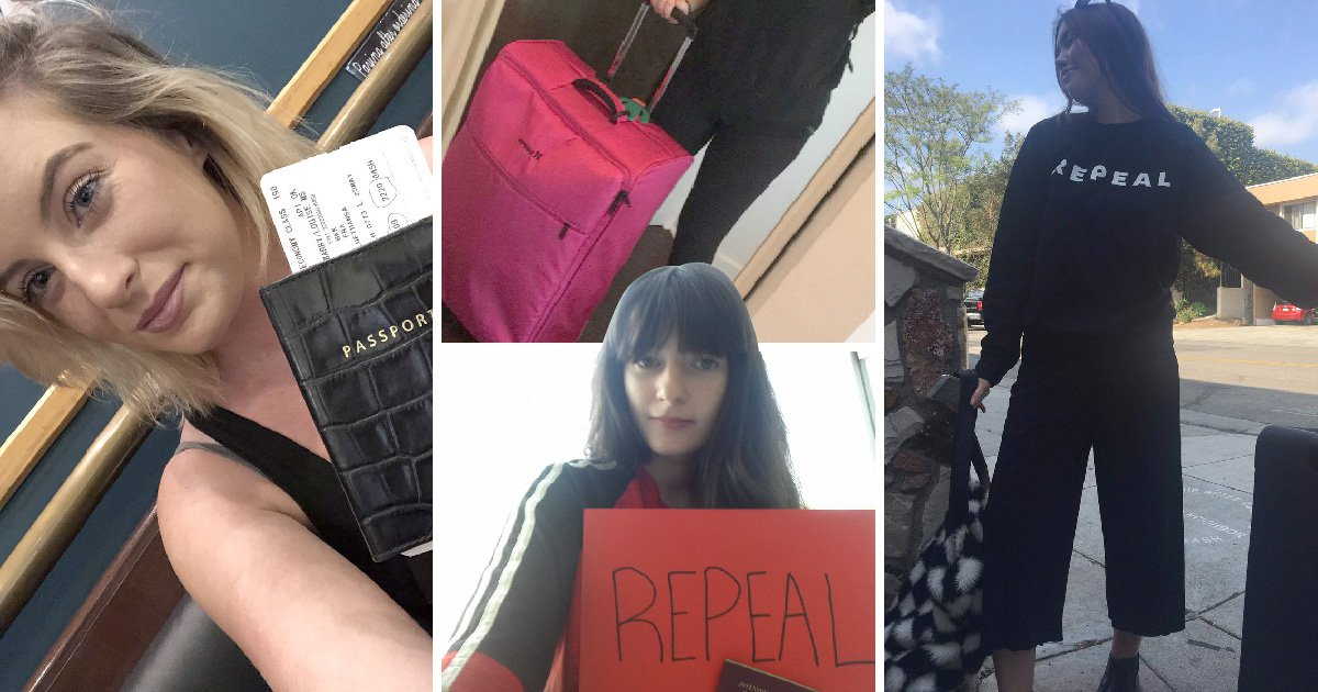 #Hometovote: Irish people share just how far they've travelled to vote on abortion
