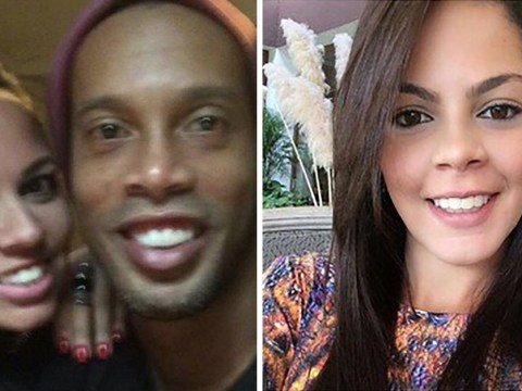 Football legend Ronaldinho 'to marry two girlfriends at the same time'