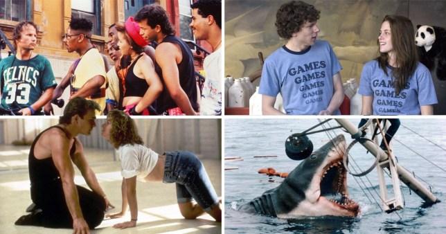 The XX best summertime movies (Robert Keeling)