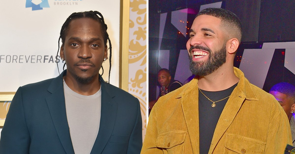 Pusha T insists his bitter feud with Drake 'is over'
