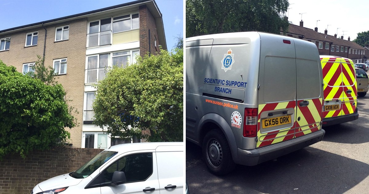 Man, 47, arrested for murder after woman in 20s found dead in house