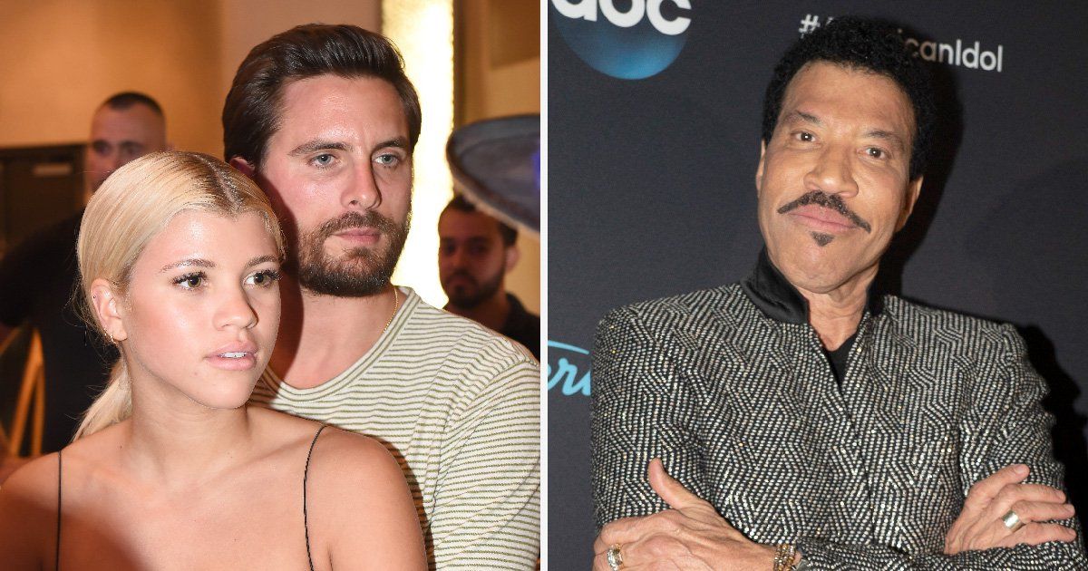 Lionel Richie is 'finally warming up to' Sofia's boyfriend Scott Disick as the couple eye-up moving in together