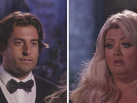 Gemma Collins and James Argent have 'dramatic airport bust up' as it's revealed they're in 'make or break talks'