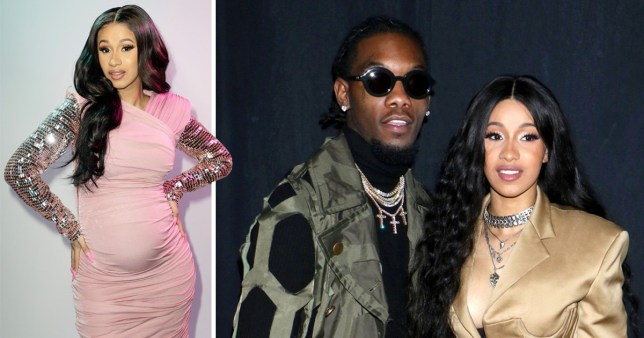 Cardi B Gives Birth To Baby Girl Kulture With Husband