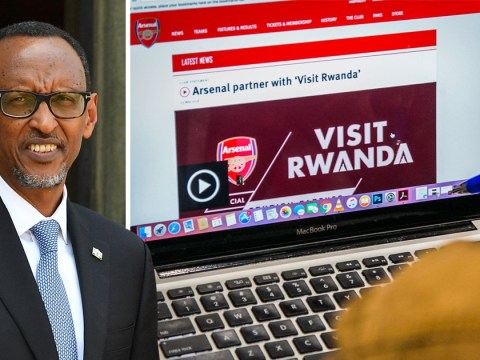 Rwanda defends paying £30,000,000 to Arsenal while receiving UK aid