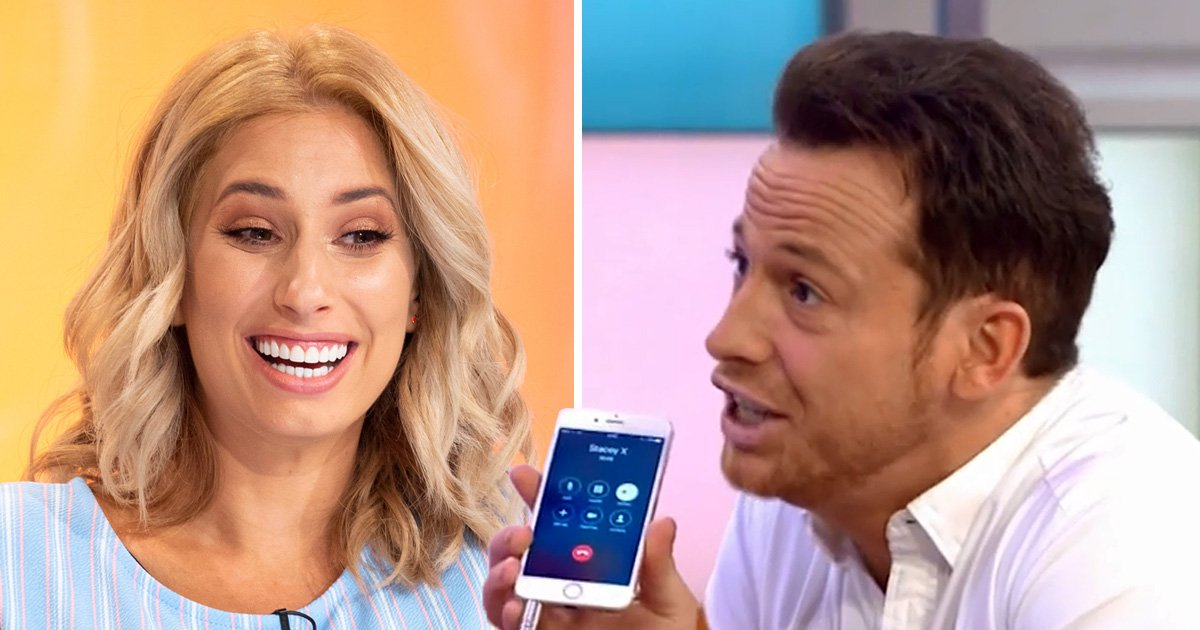 Joe Swash savaged by GMB viewers for 'excruciating' presenting style as he fails to prank Stacey Solomon on air