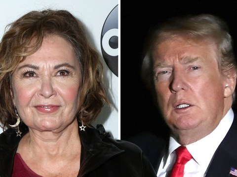 Roseanne feels sorry for Trump as she likens racist tweet backlash to 'what he goes through everyday'
