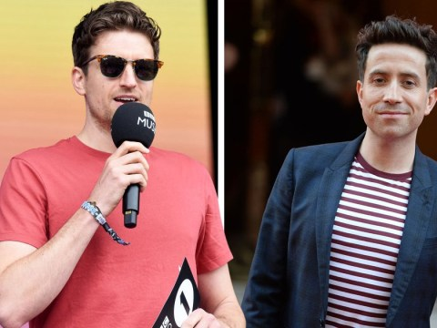 Nick Grimshaw announces he has quit the Radio 1 Breakfast Show and will be replaced by Greg James
