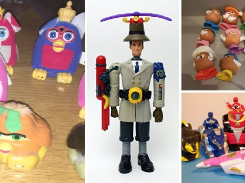 Check the loft: These old McDonald's toys could net you over £300 each