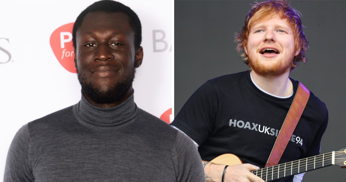 Ed Sheeran and Stormzy are big winners as they sweep pool at Ivor Novello awards