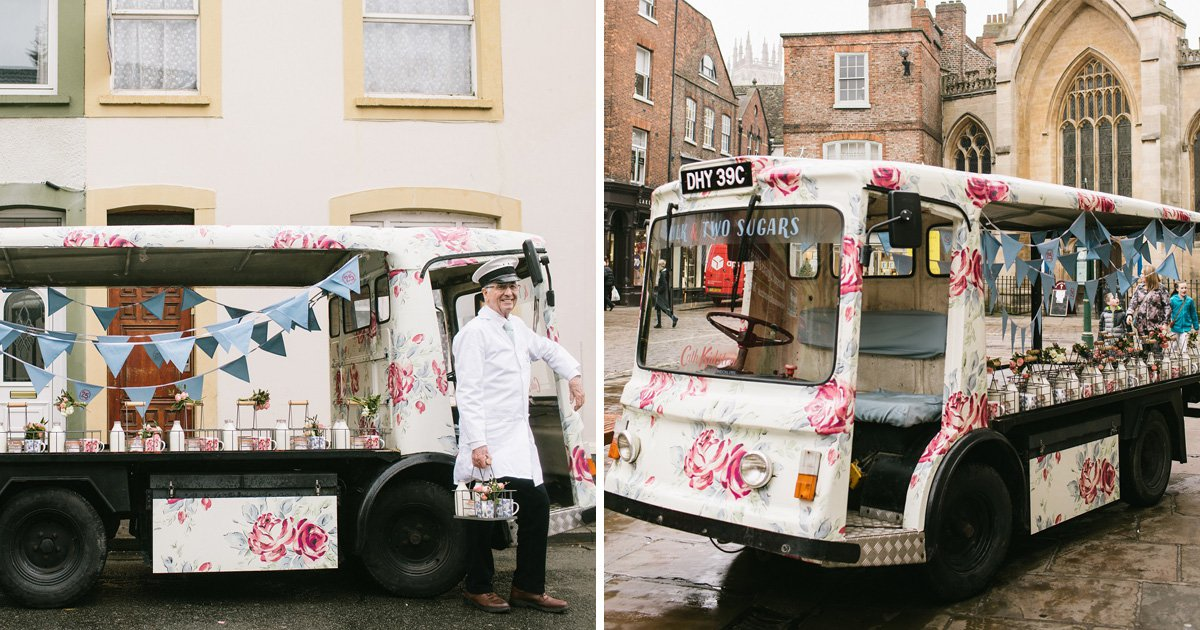 Cath Kidston continues 25th anniversary celebrations with the most British tea tour
