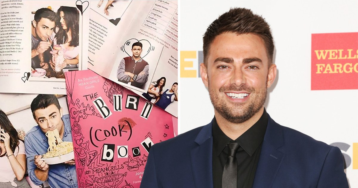 Mean Girls' Jonathan Bennett releases Burn Book for film's 14th anniversary and it looks totally fetch
