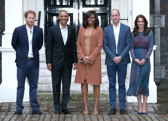 Were The Obamas Invited To The Royal Wedding.Who Wasn T Invited To The Royal Wedding The A Listers Missed Off